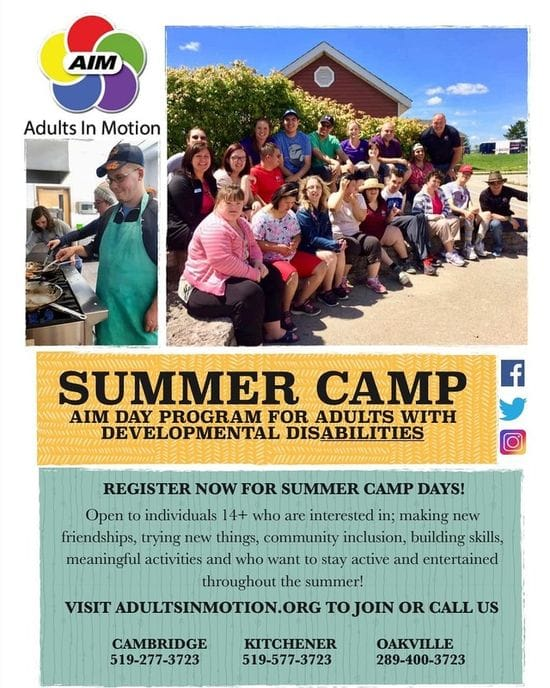 AIM SUMMER CAMP